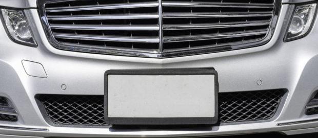 Igényeljen autójára egyedi rendszámtáblát!