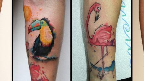 Kedvező áron készíttethetsz remek színes tetoválásokat a céggel.