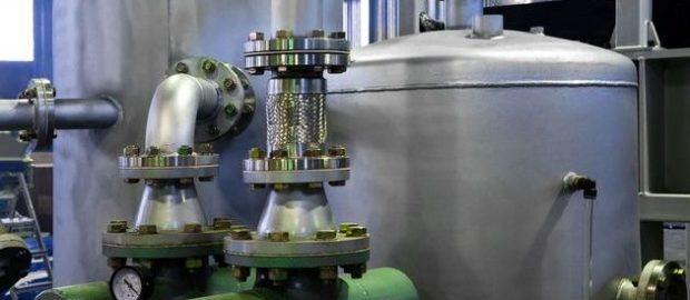 Ipari tartályok szakszerű vizsgálatát igényelheti.