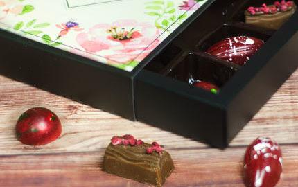 Nagyszerű árú kézműves csokoládék várják Önt is!