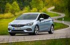 Az Opel Astra itthoni népszerűsége