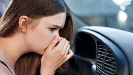 autó ózonos szagtalanítás