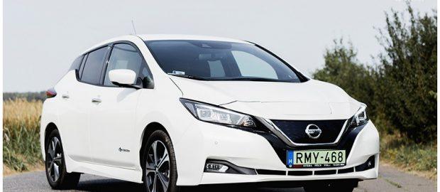 Nissan LEAF bérlés